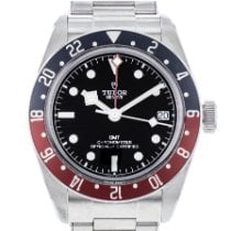 Tudor Black Bay GMT Acier 41mm France, Bordeaux