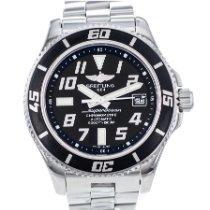 Breitling Superocean 42 occasion 42mm Date Acier