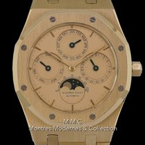 Audemars Piguet Royal Oak Perpetual Calendar Or jaune 39mm France, Paris