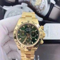 Rolex Daytona 116508 Новые Желтое золото 40mm Автоподзавод