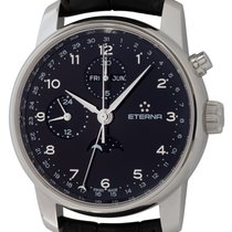 Eterna pre-owned Automatic 42mm Black 5 ATM
