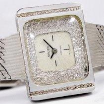 Gruen Precision 30mm Silver No numerals