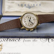 Longines 13ZN Yellow gold 1937 pre-owned
