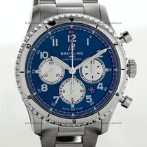 Breitling Aviator 8 Steel 43mm Blue United States of America, New Jersey, Englewood