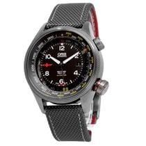 Oris Big Crown ProPilot Altimeter Acier 47mm Noir Arabes