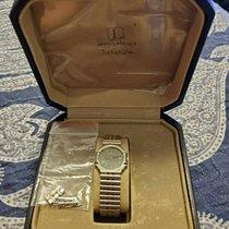 Jean Lassale Gold/Stahl 31mm Quarz gebraucht