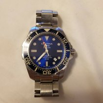 Certina DS Action Steel 43mm Blue United States of America, New York, Bronx