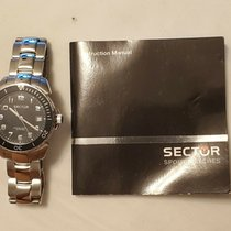 Sector Steel 40mm Quartz pre-owned United States of America, New York, Bronx