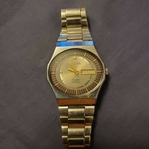 Enicar Steel 37.9mm Automatic pre-owned United States of America, New York, Bronx