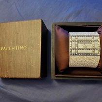 Valentino Stahl 55mm Quarz gebraucht