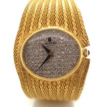 Universal Genève Yellow gold Automatic White 29mm pre-owned