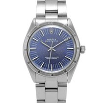 Rolex 1007 Steel Oyster Perpetual 34 34mm pre-owned