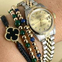 Rolex Lady-Datejust Gold/Stahl 26mm Gold Keine Ziffern Österreich, Wien