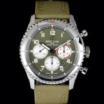 Breitling Steel 43mm Automatic AB01192A1L1X1 pre-owned South Africa, Pretoria
