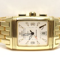 Jaeger-LeCoultre Yellow gold 28mm Chronograph 295.1.59 pre-owned United Kingdom, Essex