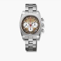 Zenith El Primero Chronomaster nuevo 2021 Automático Reloj con estuche y documentos originales 03.A384.400/385.M385
