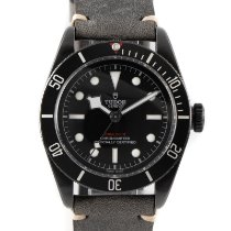 Tudor Black Bay Dark Aço 41mm Preto