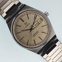 Omega Steel 35mm Automatic 166.0215 pre-owned Indonesia, Jakarta