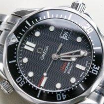 Omega Seamaster Diver 300 M Steel Black
