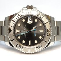 Rolex Yacht-Master 37 Steel 37mm Grey No numerals United Kingdom, Essex