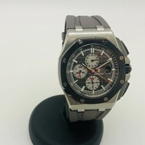 Audemars Piguet Royal Oak Offshore Chronograph neu 2021 Automatik Chronograph Uhr mit Original-Box und Original-Papieren 26400IO.OO.A004CA.01