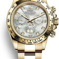 Rolex Daytona Yellow gold 40mm Mother of pearl No numerals United States of America, Georgia, Alpharetta