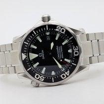 Omega Seamaster Diver 300 M Steel 36,25mm Black No numerals