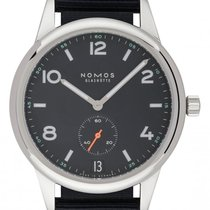 NOMOS Steel 41.5mm Automatic 776 new