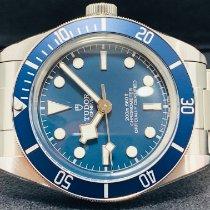 Tudor Black Bay Fifty-Eight Stahl 39mm Blau Keine Ziffern