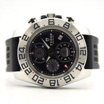 Tudor Iconaut Steel 44mm Black No numerals