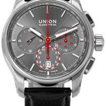 Union Glashütte Belisar Chronograph Steel 43mm
