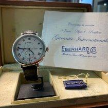 Eberhard & Co. 8 Jours Steel White