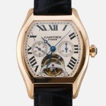 Cartier Oro rosa 38mm Cuerda manual W1548151 usados