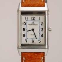 Jaeger-LeCoultre Reverso Classique Steel 23mm Silver Arabic numerals United States of America, Florida, Miami Beach