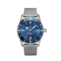 Breitling Superocean Heritage II 42 Steel 42mm Blue No numerals United States of America, New York, New York