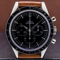 Omega Speedmaster Professional Moonwatch Steel Black United States of America, Massachusetts, Boston