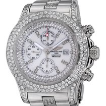 Breitling Steel 48mm Automatic Super Avenger pre-owned United States of America, New York, NEW YORK CITY
