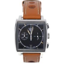 Heuer Steel 38mm Automatic CS 2110 pre-owned United States of America, New York, New York