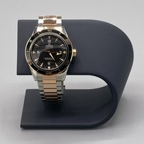 Omega Seamaster 300 Gold/Steel 41mm Black Arabic numerals United States of America, Arizona, Yuma