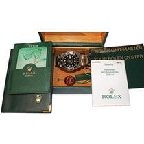 Rolex GMT-Master II 16713 Muy bueno Acero y oro 40mm Automático