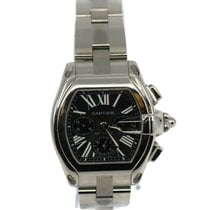 Cartier Roadster new 2015 Automatic Chronograph Watch with original box and original papers W62007X6