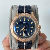 Oris Carl Brashear 01 401 7764 3185-Set Unworn Bronze 40mm Automatic Australia, Sydney, NSW