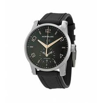 Montblanc new Automatic Small seconds 46mm Steel Sapphire crystal