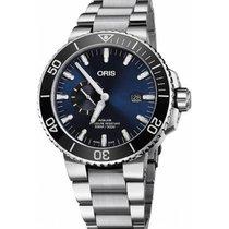 Oris Steel 45.5mm Automatic 01 743 7733 4135-07 8 24 05PEB new