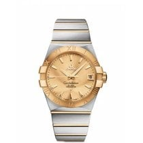 Omega Constellation Men new 2020 Automatic Watch with original box and original papers 123.20.38.21.08.001
