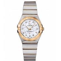 Omega Constellation Quartz new 2020 Quartz Watch with original box and original papers 123.20.27.60.55.002