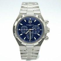 Vacheron Constantin 49150/B01A-9745 Steel 2020 Overseas Chronograph 42mm new