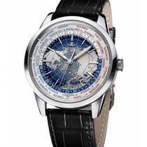 Jaeger-LeCoultre Q8108420 Steel 2020 Geophysic Universal Time 41.6mm new