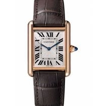 Cartier WGTA0011 Rose gold 2020 Tank Louis Cartier new