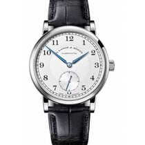 A. Lange & Söhne White gold Manual winding 235.026 new